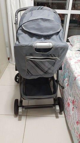 Carrinho de bebê burigotto at6  - Foto 3