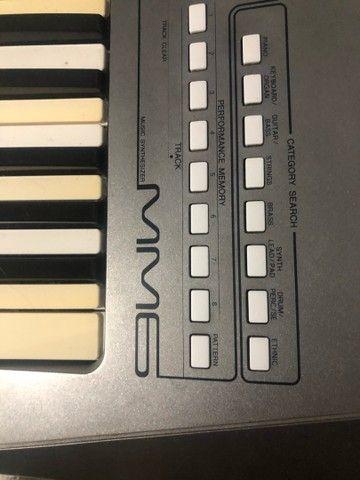 Synthesizer Yamaha MM6 mesa de som staner , Equalizer , DVX para DJ - Foto 2