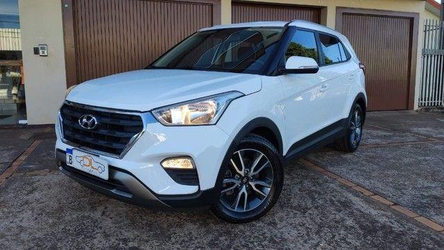 Hyundai/ Creta Pulse Plus 1.6 Automático 2018