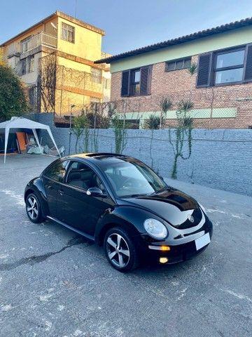 New Beetle Fusca 10/10 Automático IMPECÁVEL  - Foto 2