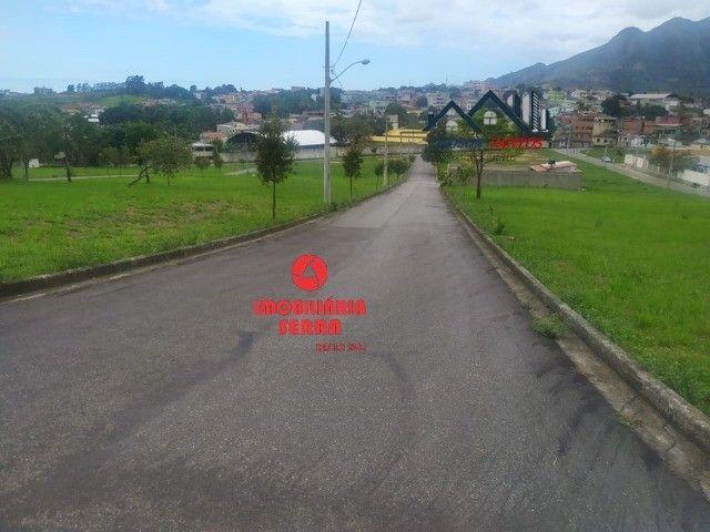 UED - 098- Lotes planos e prontos pra morar na Serra - Foto 13