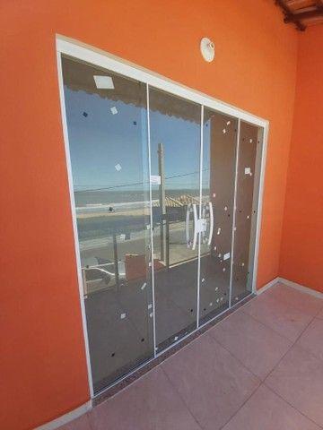 Casa de 2 quartos em frente a praia de Unamar Cabo Frio - fora de condomínio - Foto 14