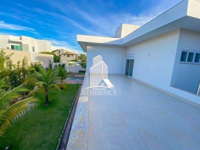 Casa de Luxo Alphaville 1 - Cuiabá - ótima localização no condomínio.  - Foto 20