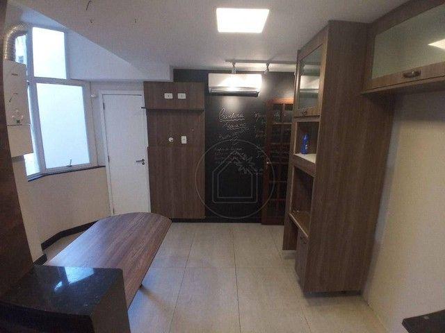 Apartamento com 3 dormitórios à venda, 111 m² por R$ 1.100.000,00 - Flamengo - Rio de Jane - Foto 3