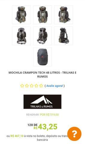 MOCHILA CRAMPON TECH