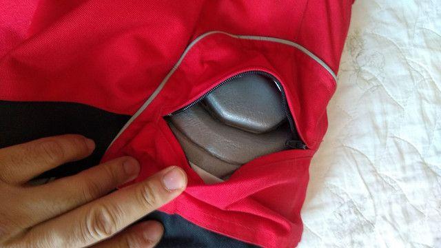 Jaqueta  Honda  com proteção - Foto 5