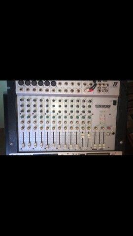 Synthesizer Yamaha MM6 mesa de som staner , Equalizer , DVX para DJ - Foto 6
