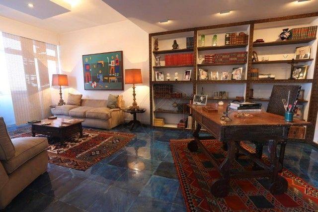 ATLÂNTICA, Posto 4! Clássico apartamento frontal mar, sol manhã, 677 m², 3 vagas! - Foto 7