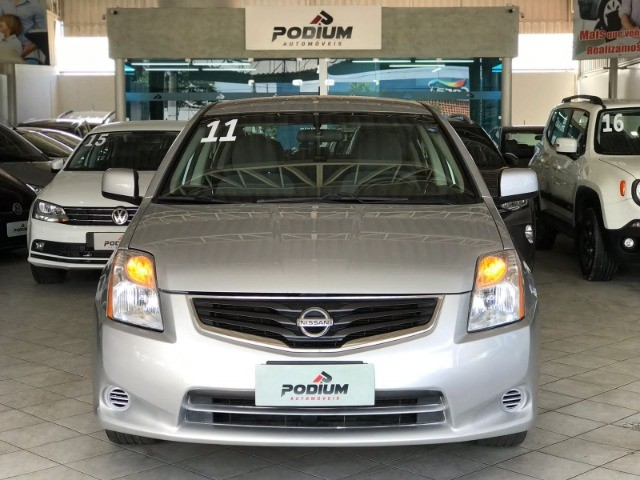 Nissan Sentra 2.0 Único Dono! - Foto 2