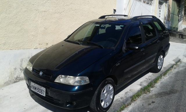 FIAT PALIO WEEKEND ELX 2001 COMPLETO GNV
