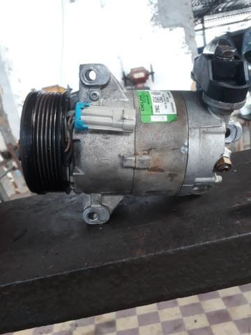 Compressor Delphi usado mais em perfeitas condicoes
