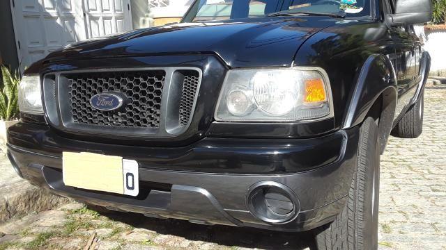 Ford ranger xls 2007 2.3 TOP SEM NADA PRA FAZER Ê SO SENTAR E ANDAR!!