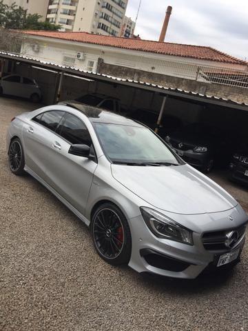Mercedes Benz CLA 45 AMG  2015