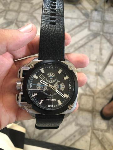 7e7ac0681e9 Relógio diesel dz 7345