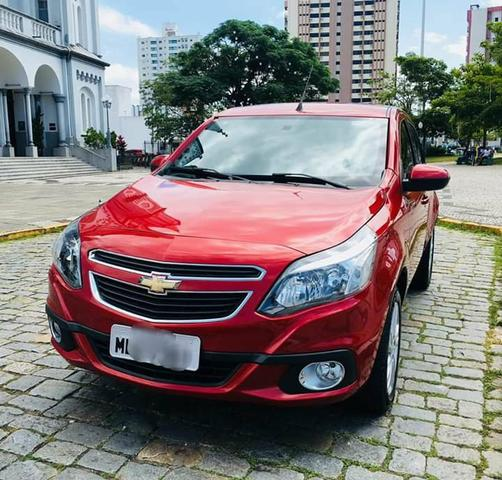 ?Vendo barbada chevrolet agile 2014?