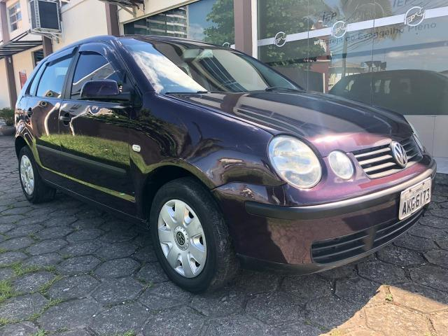 Vw - Volkswagen Polo Ouro 1.6 8v, Ano 2003