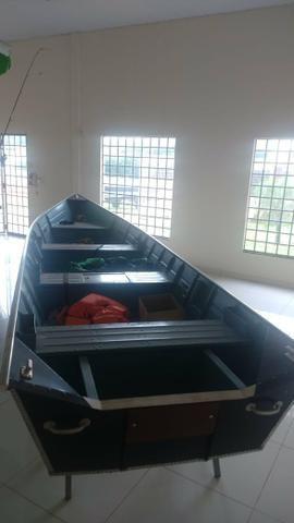 Barco de alumínio - Foto 6
