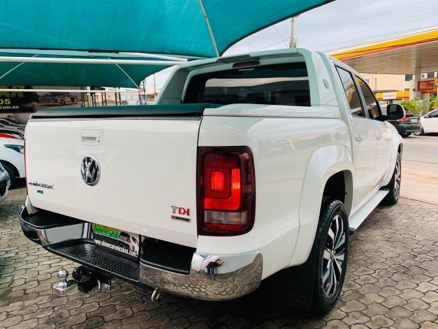Vw - Volkswagen Amarok Highline Extreme Top de linha , aro 20, !!, Abaixo Fipe!!! - Foto 10