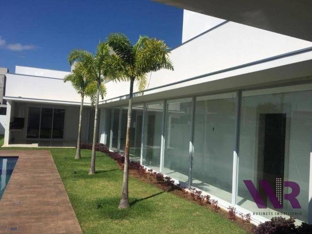 Privilegiada casa á venda, em condomínio fechado, no Gran Royalle - Montes Claros/MG - Foto 2