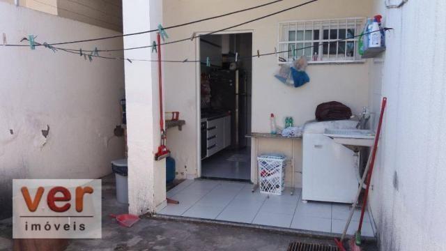 Casa com 2 dormitórios à venda, 99 m² por R$ 170.000 - Messejana - Fortaleza/CE - Foto 10