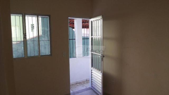 Apartamento com 1 dormitório para alugar, 37 m² por R$ 550/mês - Jardim Albertina - Guarul - Foto 8