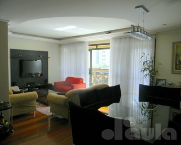 Apartamento à venda com 4 dormitórios em Jardim boa vista, Santo andre cod:5348