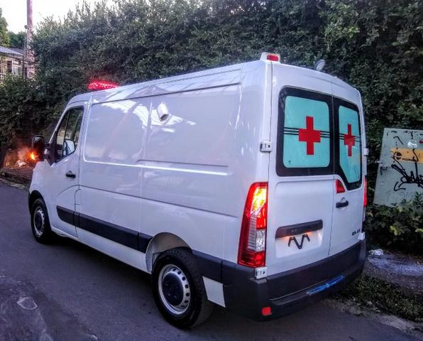 Ambulância Simples Remoção (Pack Confort) - Foto 5