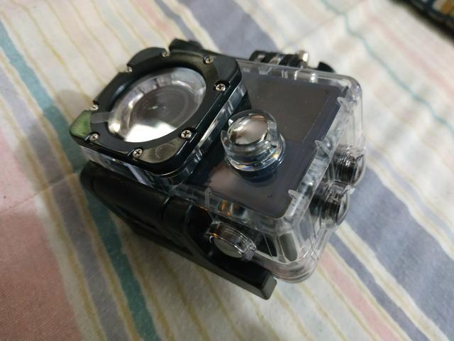 (troca) Action cam 4k wi-fi (go Pro) - Foto 4