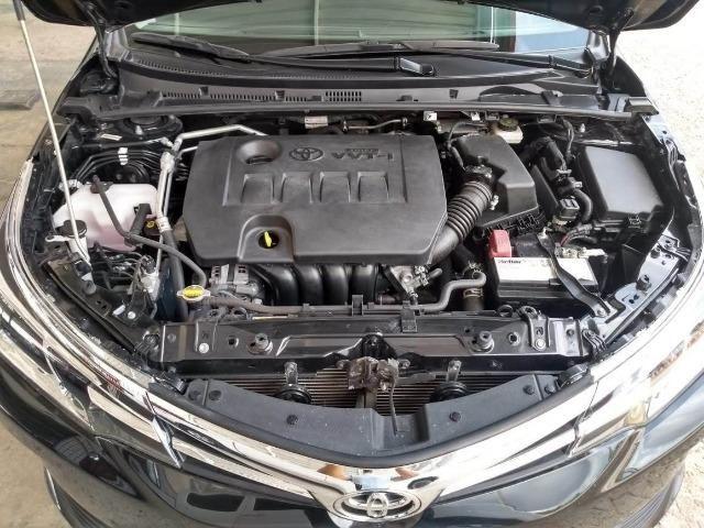 Toyota- Corolla GLI Upper 1.8 Aut. Flex, Ipva 2019 pago, Completo, Garantia até 2020, Novo - Foto 11