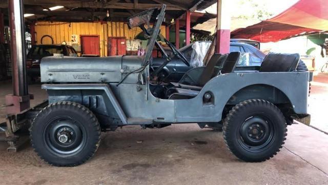 """Willys Jeep CJ-5 1954/1954 """"Coleção"""" - Foto 2"""