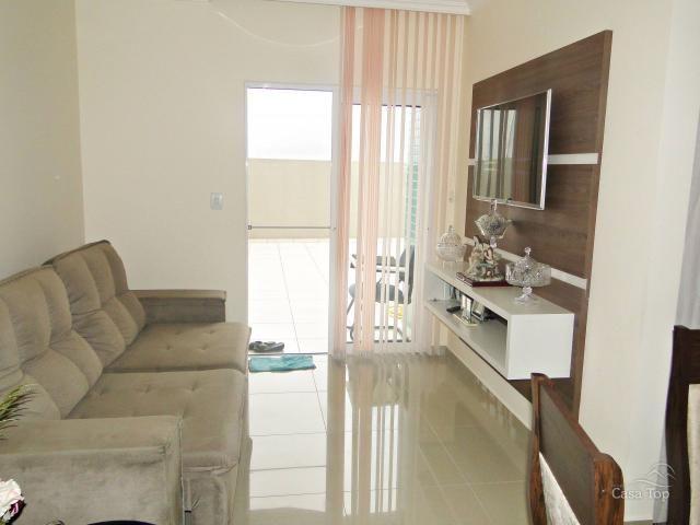 Apartamento à venda com 3 dormitórios em Uvaranas, Ponta grossa cod:876 - Foto 2