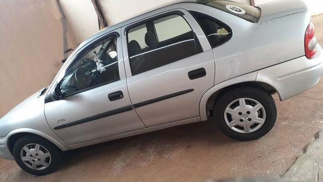 Vendo/troco corsa sedan 2005 - Foto 2