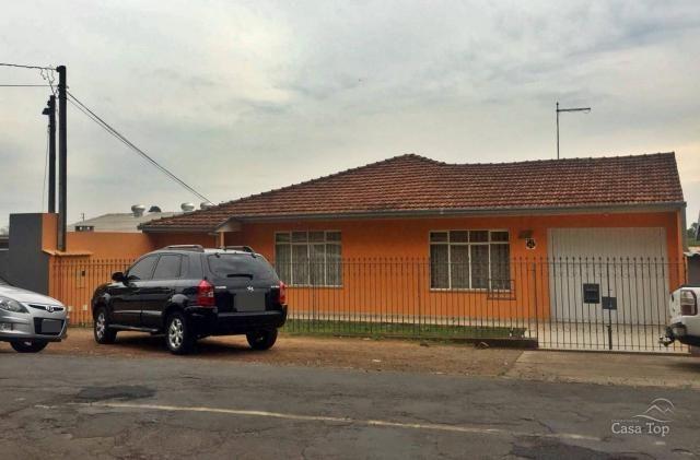 Casa à venda com 4 dormitórios em Uvaranas, Ponta grossa cod:1392