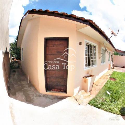 Casa à venda com 3 dormitórios em Cara-cara, Ponta grossa cod:1741 - Foto 11