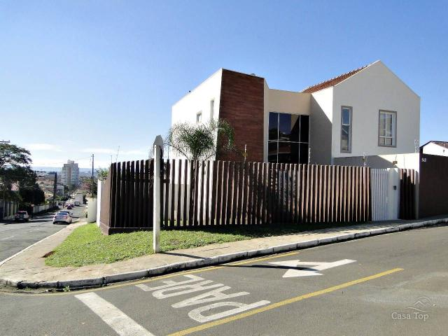 Casa à venda com 4 dormitórios em Rfs, Ponta grossa cod:1255 - Foto 2