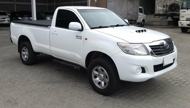Toyota Hilux Sr 4x4 Mecanica 2014