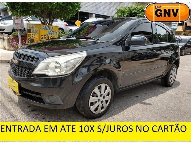 Chevrolet Agile 2010 LT 1.4 c/ GNV !!!!