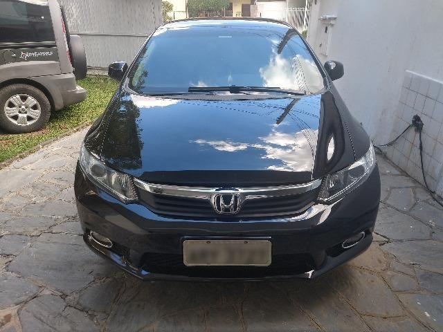 Honda Civic LXS com tudo do LXR - Imperdível - Foto 2