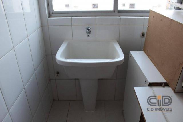 Apartamento com 3 dormitórios à venda, 85 m² por r$ 360.000 - alvorada - cuiabá/mt - Foto 19