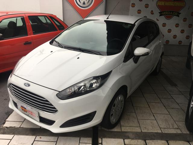 Ford New Fiesta SE 1.6 flex 2017 - Foto 8