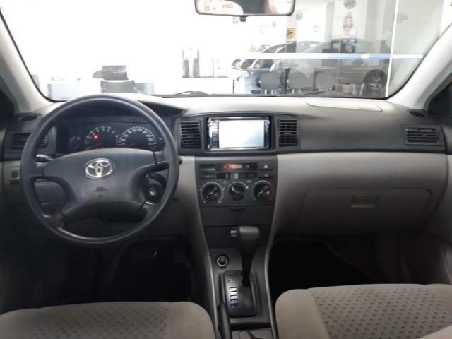 Toyota Corolla 2008/2008 1.8 Xli 16V Flex 4P Automático - Foto 7
