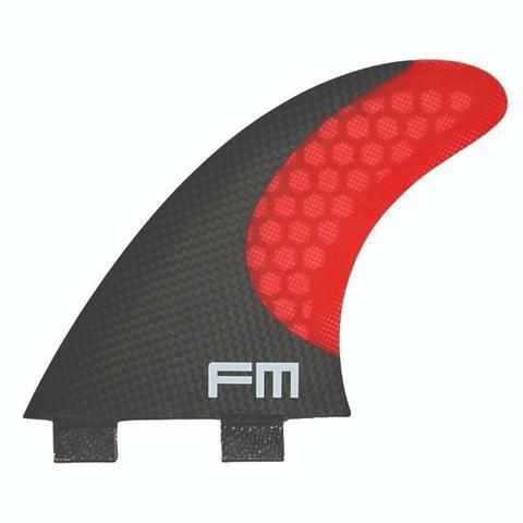 Quilhas de Carbono Fcs, Fcs 2 e Futures Novas Kit Completo - Foto 6