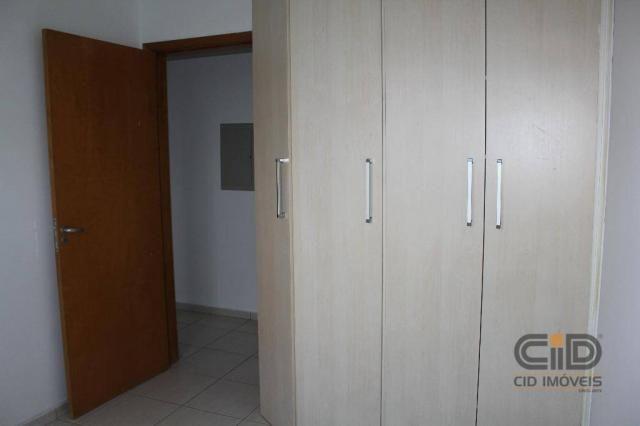 Apartamento com 3 dormitórios à venda, 85 m² por r$ 360.000 - alvorada - cuiabá/mt - Foto 8
