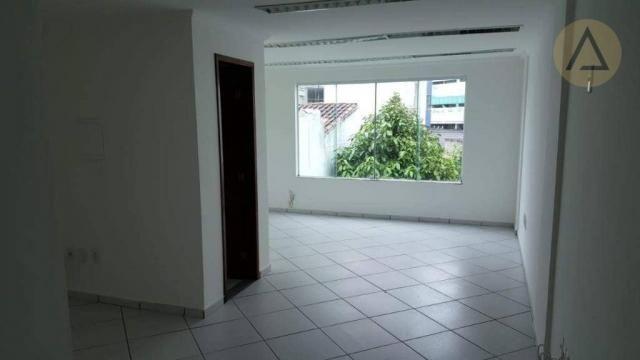 Loja para alugar, 30 m² por r$ 1.000,00/mês - centro - macaé/rj