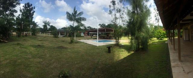 Chácara em condomínio fechado em Benevides Amazon Flora aceito permuta - Foto 11