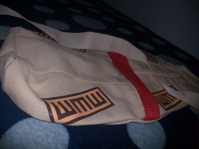 mochila/bolsa - do anime Naruto cabaça do Gaara - Foto 3