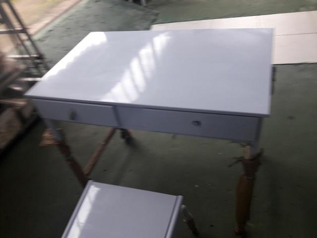 Biro com 2 gaveta+cadeira - Foto 2