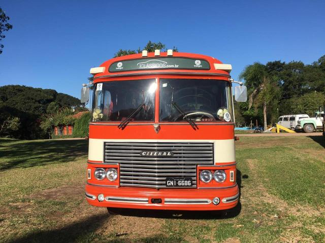Ônibus ciferal 1971 raridade impecável