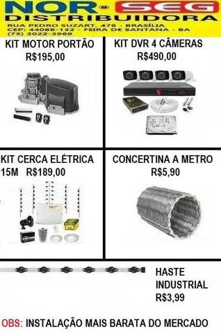 Materias de segurança