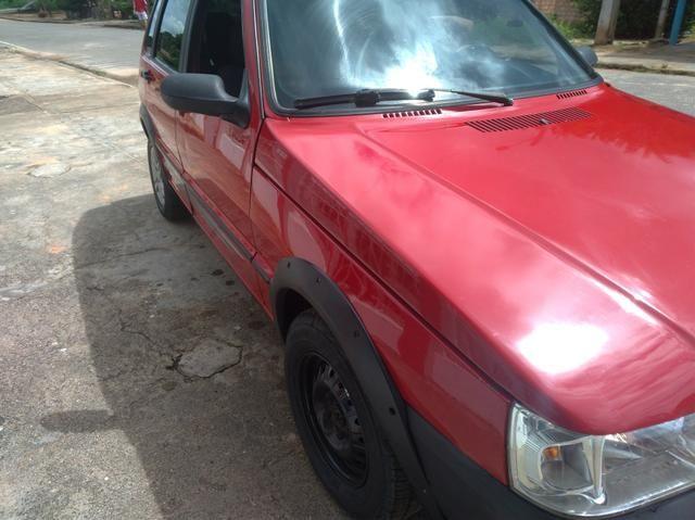 Venda do Fiat uno ano 2008